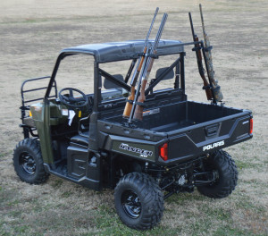 Great Day Sporting Clays Gun Rack