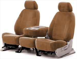 Coverking Custom Seat Cover (1 Row) Suede