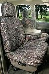 Truck Seat Cover - Covercraft Seat Saver in Camoflauge fabric