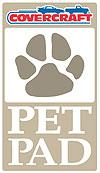Covercraft Pet Pad products are an economical way of protecting your vehicle and enhancing your pet's travel experience